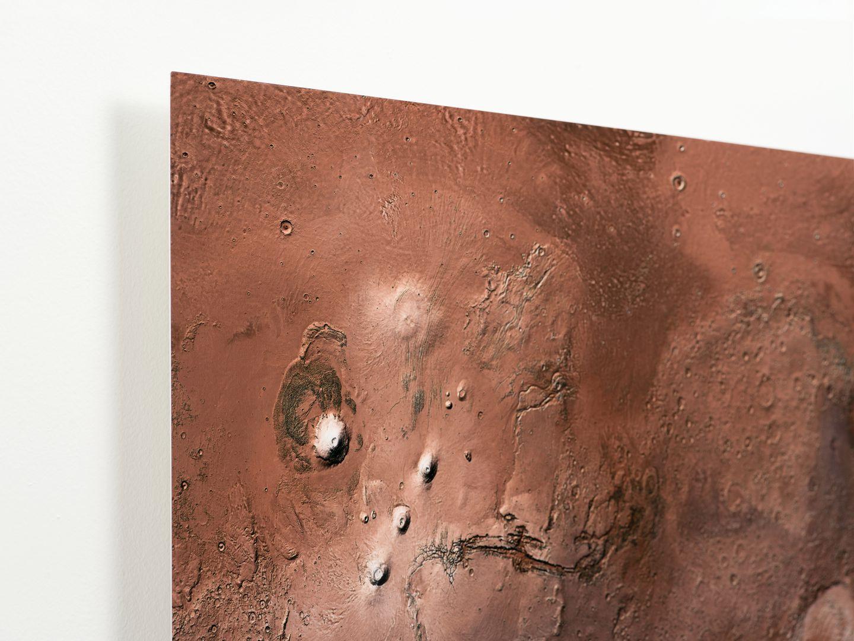Mars Aluminum Side Corner Detail