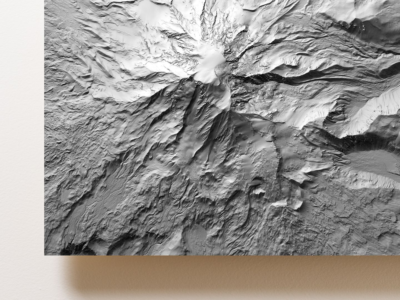 Mount Adams Corner Detail