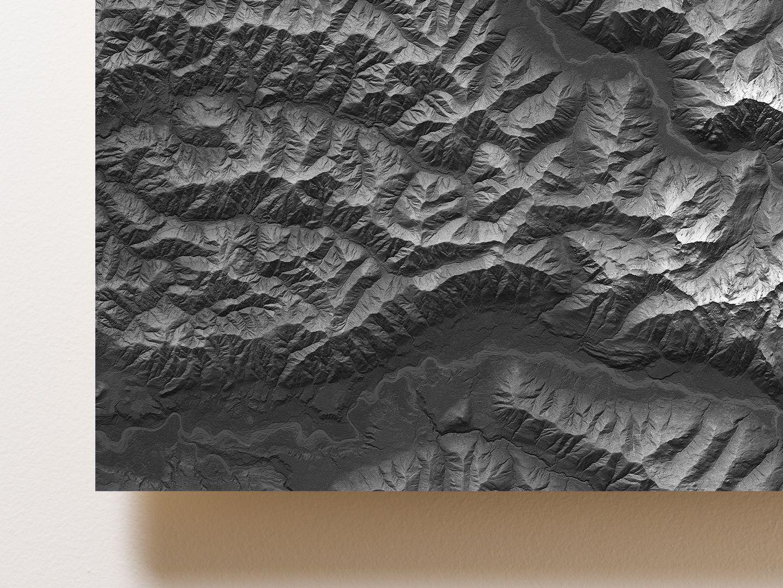 Mount Olympus Corner Detail