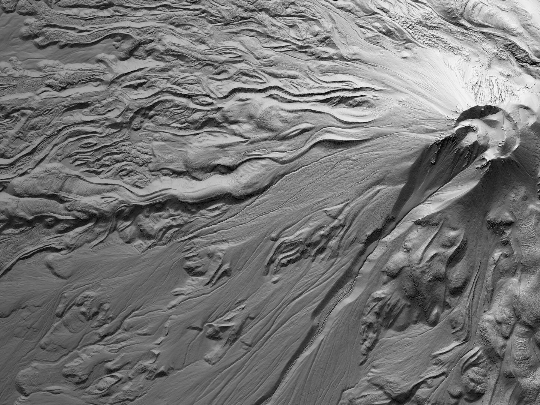 Mount Shasta Lava Detail
