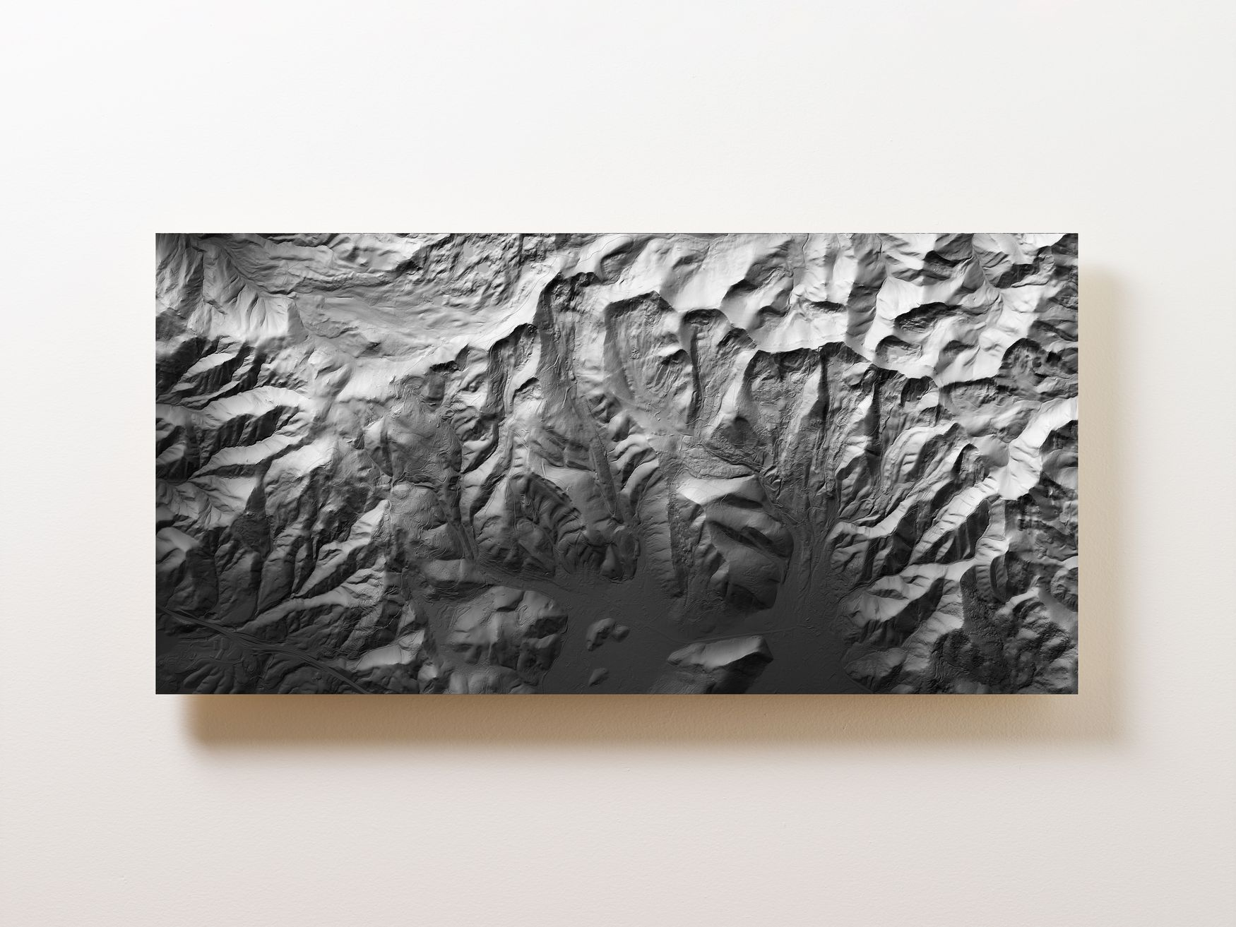 Park City Wall Map